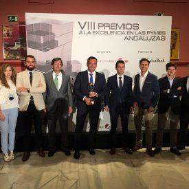 VIII premios a la excelencia en las PYMES andaluzas