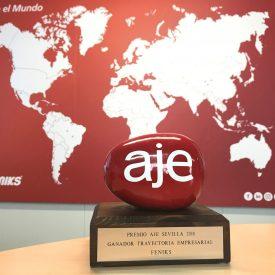 Premio Aje Sevilla 2018