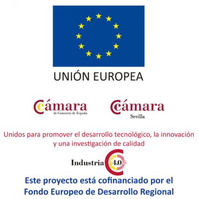 Proyecto cofinanciado por el Fondo Europeo de Desarrollo Regional